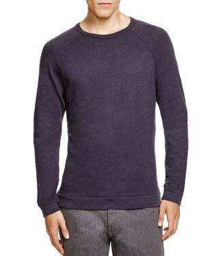 rag & bone Standard Issue Long Sleeve Raglan Tee