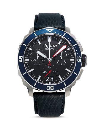 Alpina - Seastrong Diver 300 Quartz Chronograph, 44mm
