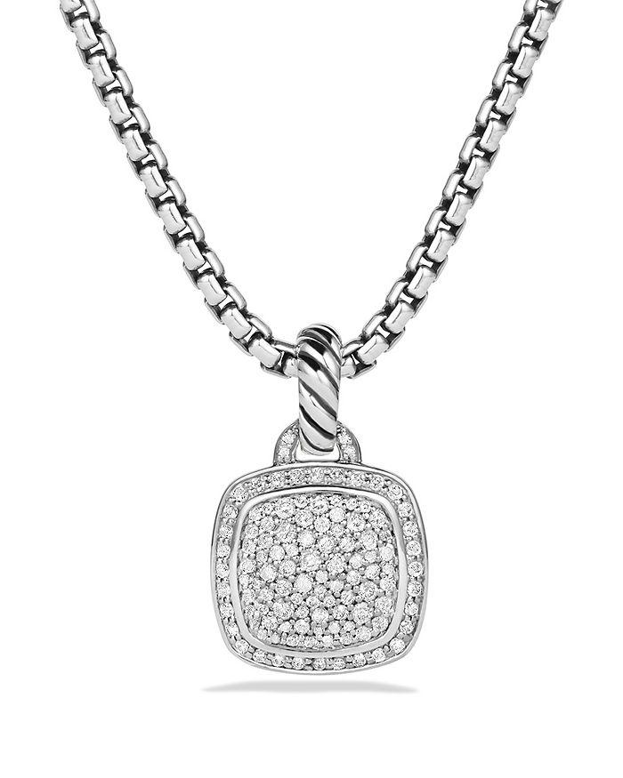 David Yurman - Albion Pendant with Diamonds