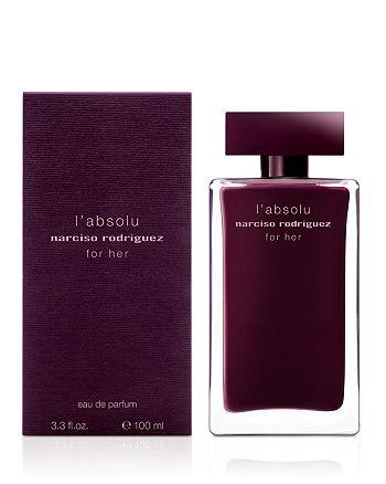 Narciso Rodriguez - For Her L'absolu Eau de Parfum 3.3 oz.