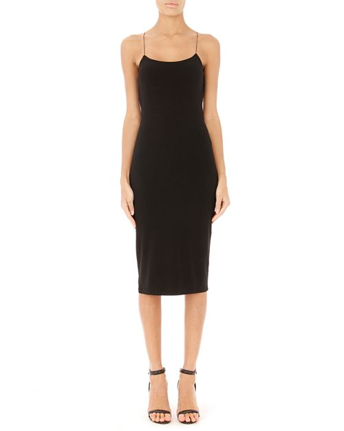 T by Alexander Wang - Strappy Tank Dress