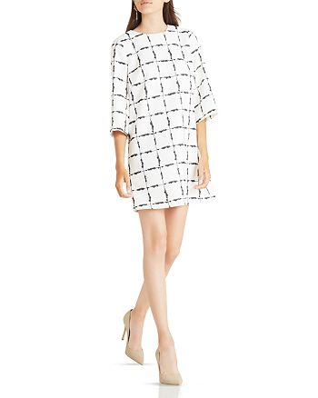 BCBGENERATION - A-Line Printed Shift Dress