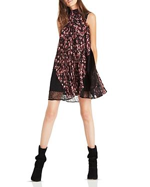 BCBGeneration Abstract Print Dress
