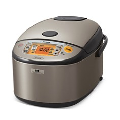 Zojirushi Induction Heating 10-Cup Rice Cooker & Warmer - Bloomingdale's_0