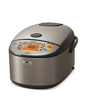 Zojirushi - Induction Heating 10-Cup Rice Cooker & Warmer
