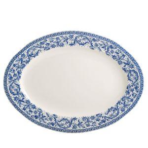 Gien France Rouen Oval Platter
