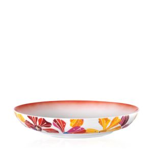 Missoni Flowers Soup Plate