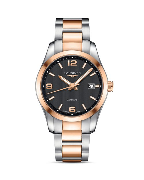 Longines - Conquest Classic Watch, 40mm