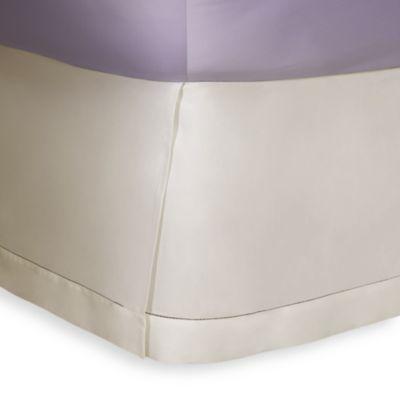 624 Sateen Solid Bedskirt, California King