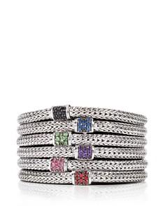 JOHN HARDY - Classic Chain Sterling Silver Bracelet, 5mm width
