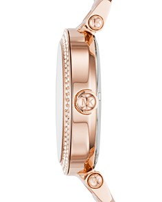 Michael Kors - Parker Monogram Watch, 39mm