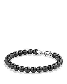 David Yurman - Spiritual Beads Bracelet with Black Onyx
