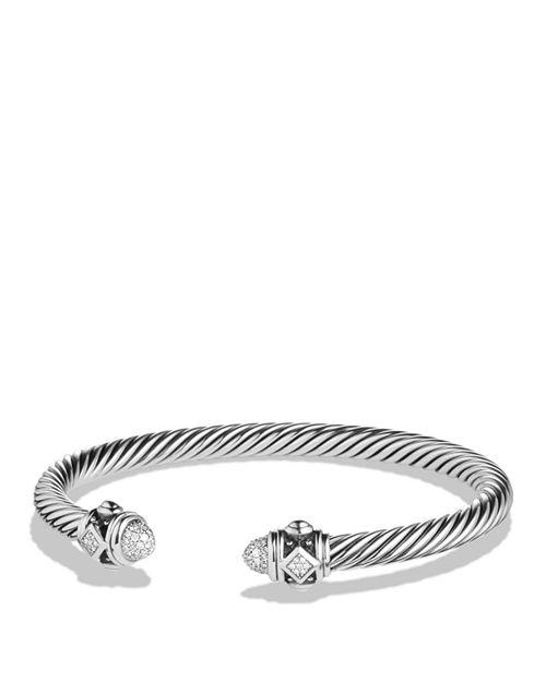 David Yurman - Renaissance Bracelet with Diamonds