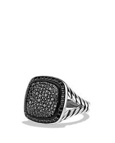 David Yurman - Albion Ring with Black Diamonds