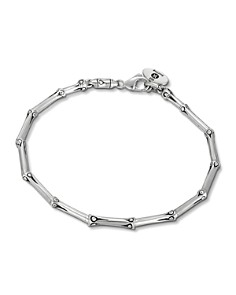 John Hardy Bamboo Sterling Silver Pancing Slim Bracelet - Bloomingdale's_0