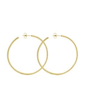e93d4b9cc6b52 18k Gold Hoop Earrings - Bloomingdale's