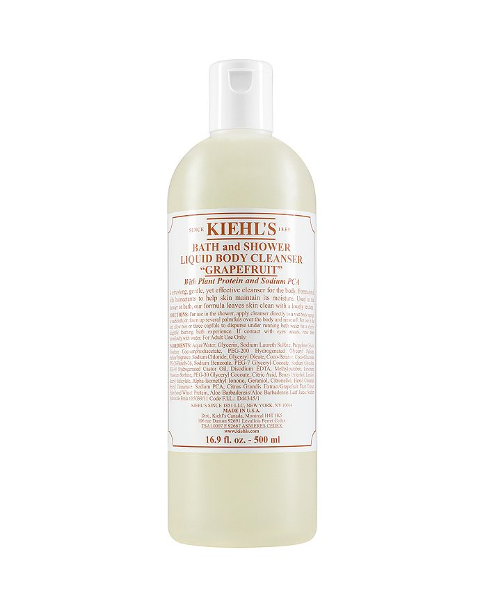 Kiehl's Since 1851 - Liquid Body Cleanser 16 oz.