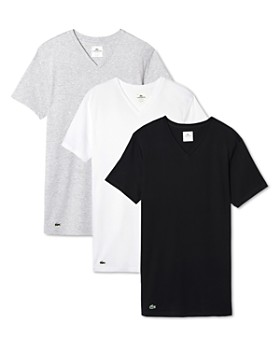 bafee8f33aaac Lacoste V Neck T Shirt - Bloomingdale s