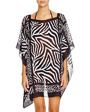 Carmen Marc Valvo Tunic Swim Cover-Up