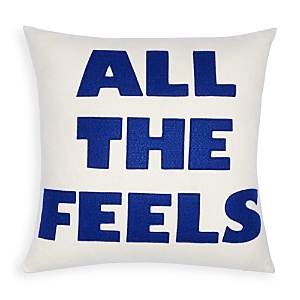Alexandra Ferguson All The Feels Decorative Pillow, 16 x 16 - 100% Exclusive