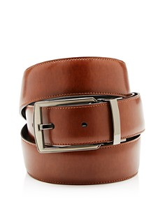 The Men's Store at Bloomingdale's - Men's Hi-Lo Reversible Belt - 100% Exclusive
