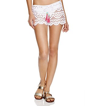 PQ Swim - Lexi Swim Cover-Up Shorts