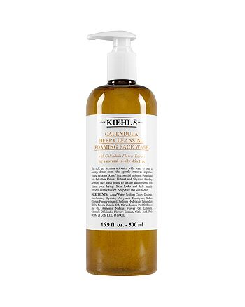 Kiehl's Since 1851 - Calendula Deep Cleansing Foaming Face Wash 16.9 oz.