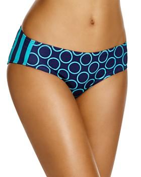 DKNY - Close Up Side Panel Hipster Bikini Bottom