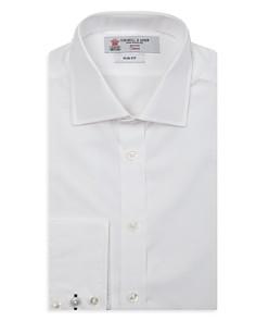 Turnbull & Asser Slim Fit Poplin Dress Shirt - Bloomingdale's_0