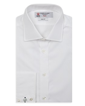 Turnbull & Asser - Slim Fit Poplin Dress Shirt