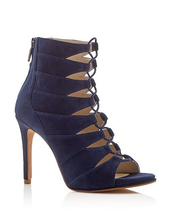 d8e76e4a698b Kenneth Cole - Barlow Caged Lace Up High-Heel Sandals