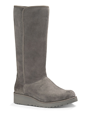 Ugg Kara Slim Tall Demi Wedge Boots