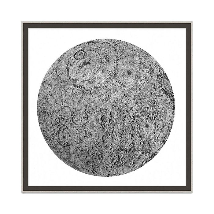 Wendover Art Group - Silver Moon Wall Art