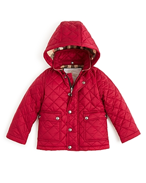30681d9e796b Burberry Girls  Quilted Jacket - Baby