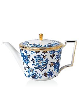 Wedgwood - Hibiscus Teapot