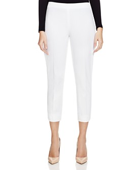 Elie Tahari - Juliette Cropped Pants
