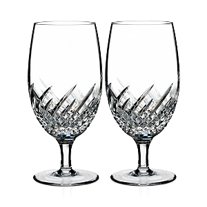 Waterford Essentially Wave Iced Beverage Glass, Set of 2