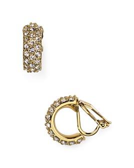 Ralph Lauren - Pavé Clip-On Earrings