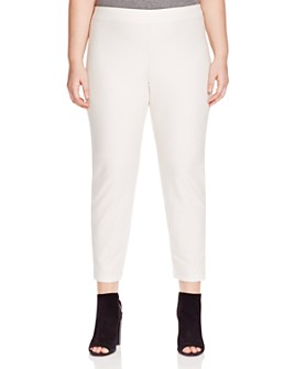 Eileen Fisher Plus - System Tapered Pants