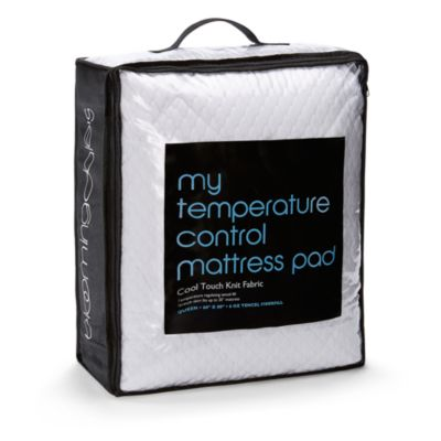 My Temperature Contol Mattress Pad, Twin - 100% Exclusive