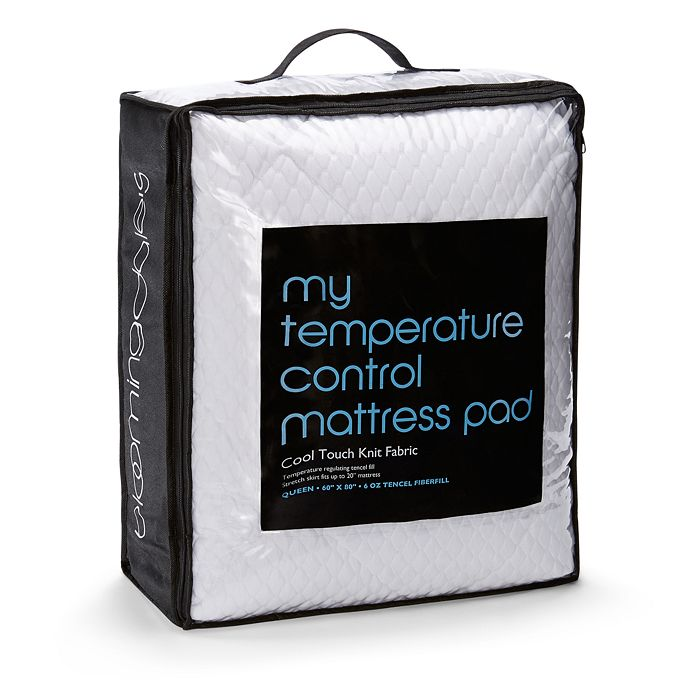Bloomingdale's - My Temperature Contol Mattress Pad, Twin - 100% Exclusive