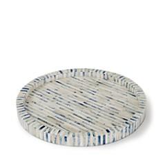 Regina Andrew Design Indigo Stripe Tray - Bloomingdale's Registry_0