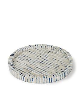 Regina Andrew Design - Indigo Stripe Tray