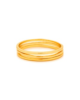 Gorjana - G Rings, Set of 3