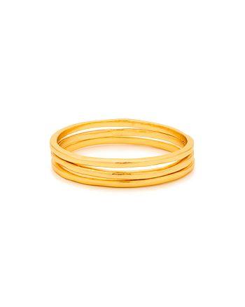 Gorjana - G Rings, Set of 3