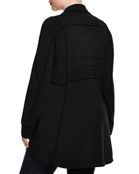 NIC and ZOE Plus - Exposed Seam Jacket
