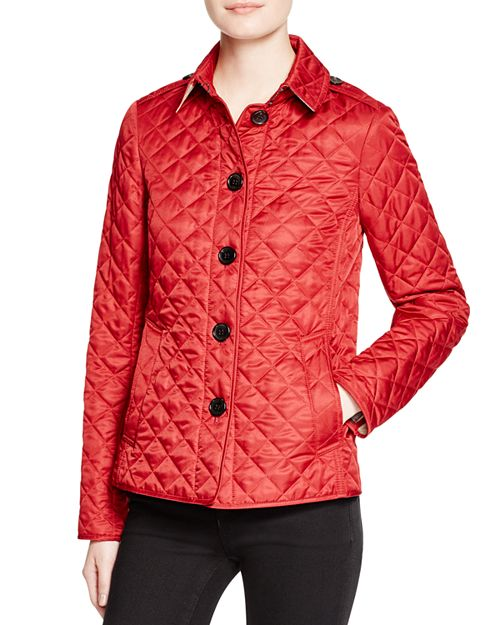 Burberry Ashurst Quilted Jacket Bloomingdale S