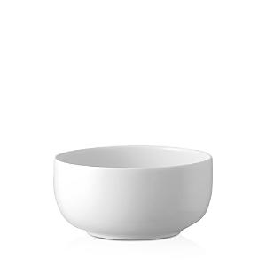 Suomi White Fruit Bowl