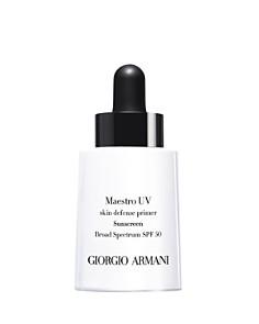 Giorgio Armani Maestro UV Skin Defense Primer Broad Spectrum SPF 50 - Bloomingdale's_0