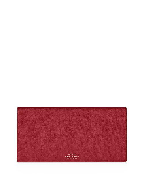 Smythson - Slim Travel Wallet
